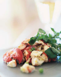 Point Lookout Lobster Salad