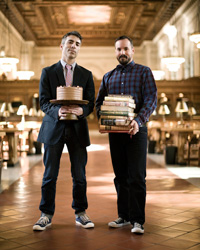 Baked Owners Matt Lewis and Renato Poliafito's Favorite American Sweets Shops