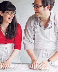 Rae and Noah Bernamoff's Cookbook Review
