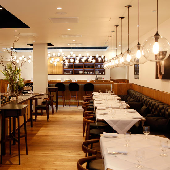 London Restaurants: Pollen Street Social