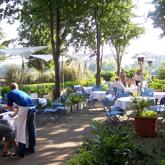 London Restaurants: River Café
