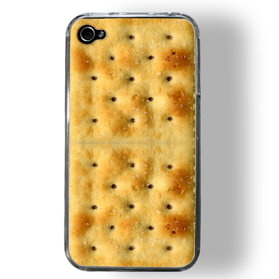 Saltines iPhone Case