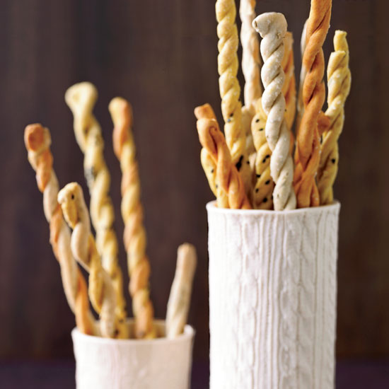 Breadstick Twists