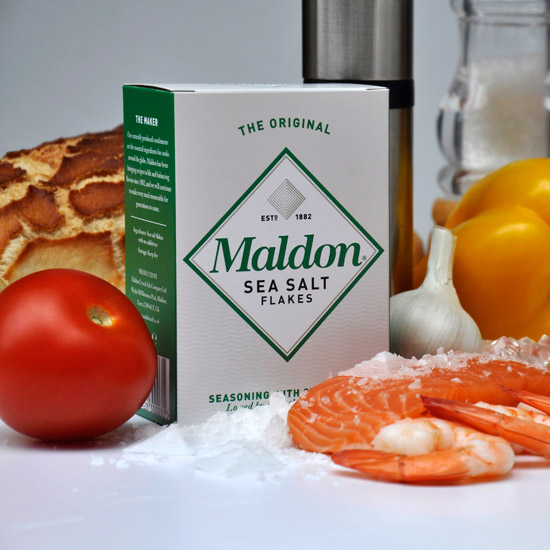 Courtesy of The Maldon Crystal Salt Company