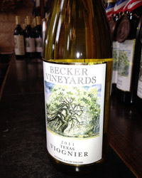Courtesy of Becker Vineyards