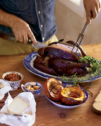 Wood-Smoked Turkey