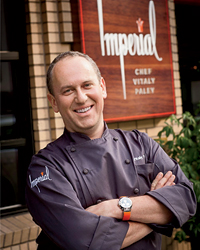 Chef Vitaly Paley