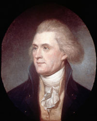 President Thomas Jefferson. © Bettmann / CORBIS