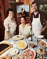 Chef Jacques Pépin Cooks for Family and Friends
