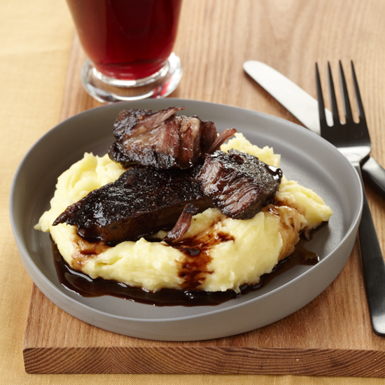 Tom Colicchio's Braised Short Ribs