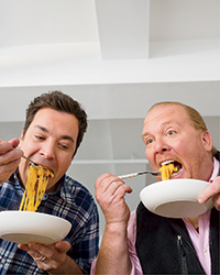 Mario Batali's Cooking Tips for Jimmy Fallon