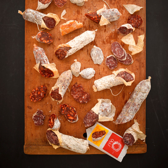 Where to Buy Salumi: Olli; Mechanicsville, VA