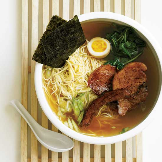 March 26: Shoyu Ramen