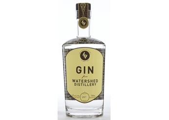 Watershed Distillery Gin