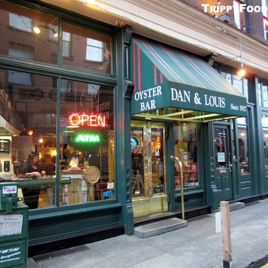 America's Best Oyster Bars: Dan & Louis Oyster Bar Restaurant; Portland, OR