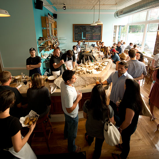 America's Best Oyster Bars: Eventide Oyster Co.; Portland, ME