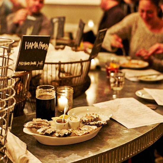 America's Best Oyster Bars: The Walrus and the Carpenter; Seattle