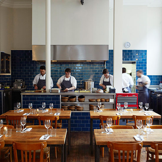 Restaurants Worth a Pilgrimage: London: The Clove Club