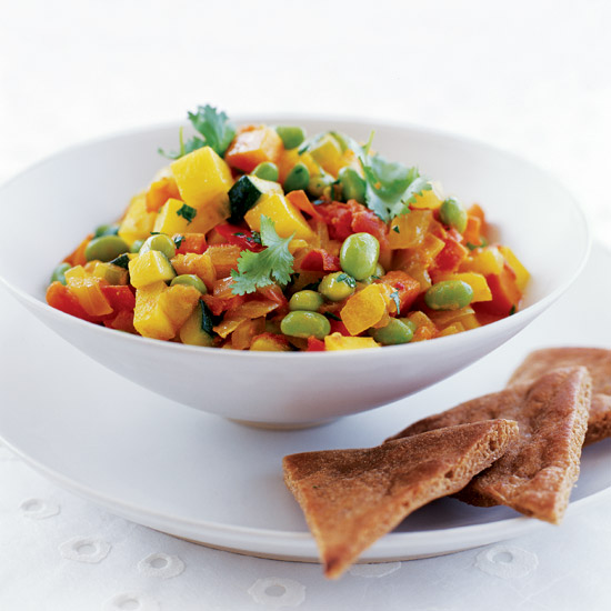 Curried Mixed Vegetables