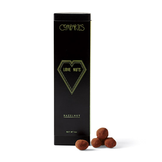 Pantry Upgrades: Compartes Chocolate Covered Hazelnuts