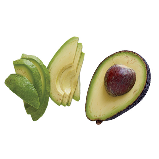 Prepare the Fillings: Avocado