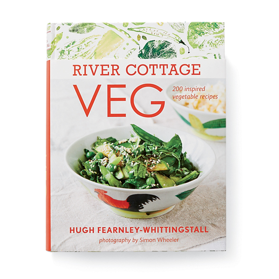 Vegetable Cookbooks: River Cottage Veg