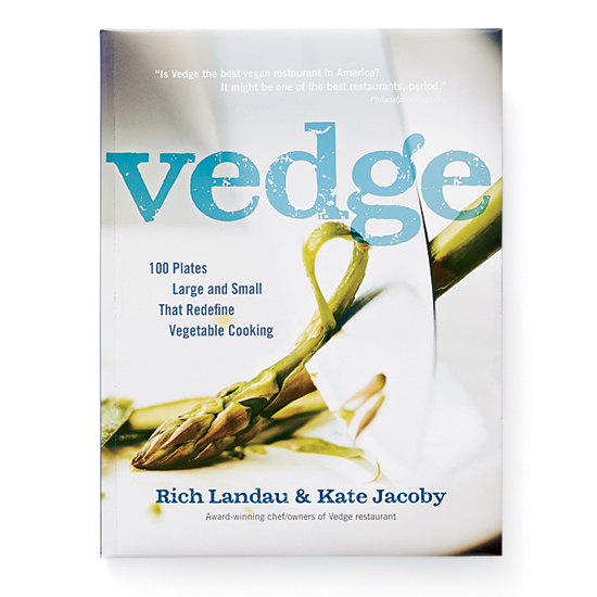 Vegetable Cookbooks: Vedge