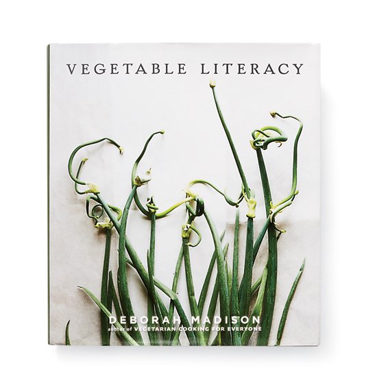 Vegetable Cookbooks: Vegetable Literacy