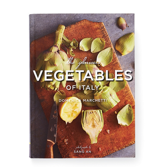 Vegetable Cookbooks: The Glorious Vegetables of Italy