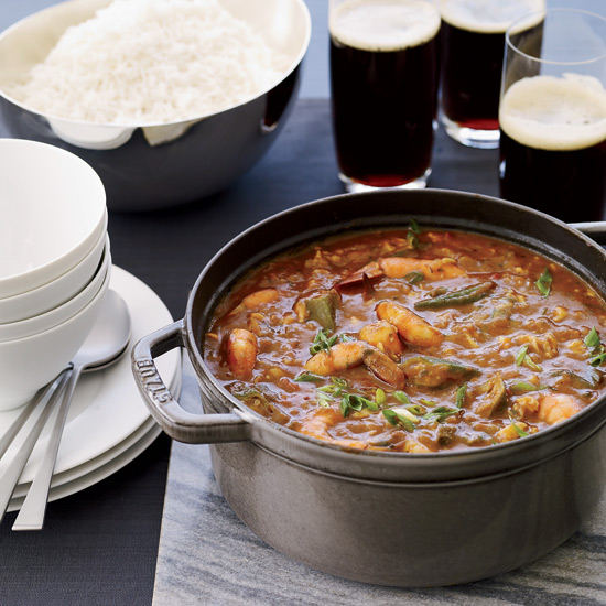 Donald Link:Shrimp-and-Crab Gumbo