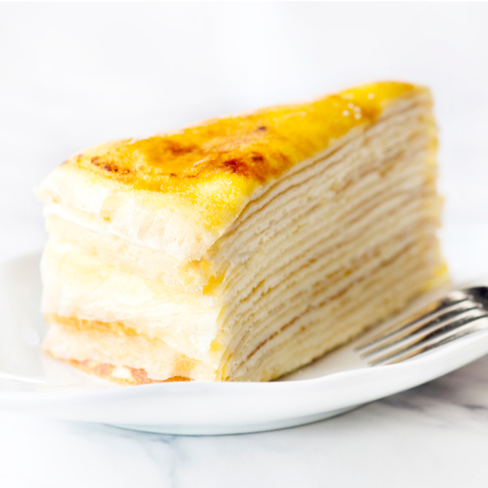 Before the Cronut: Crêpe Cake