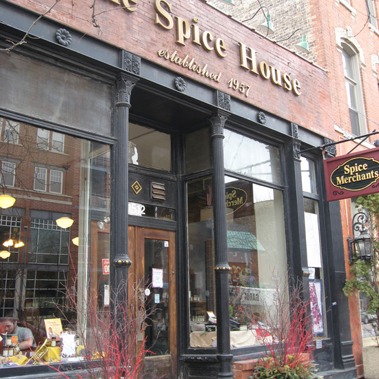 The Spice House; Illinois and Wisconsin