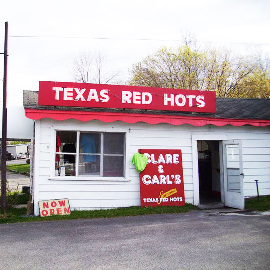 Summer Restaurants: Clare & Carl's Hot Dog Stand; Plattsburgh, NY