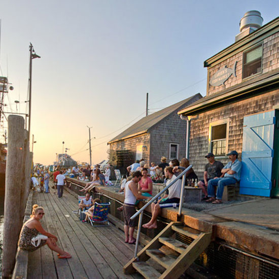 Summer Restaurants: Larsen's Fish Market; Menemsha, MA