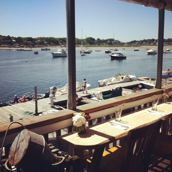 Summer Restaurants: The Market Restaurant; Gloucester, MA
