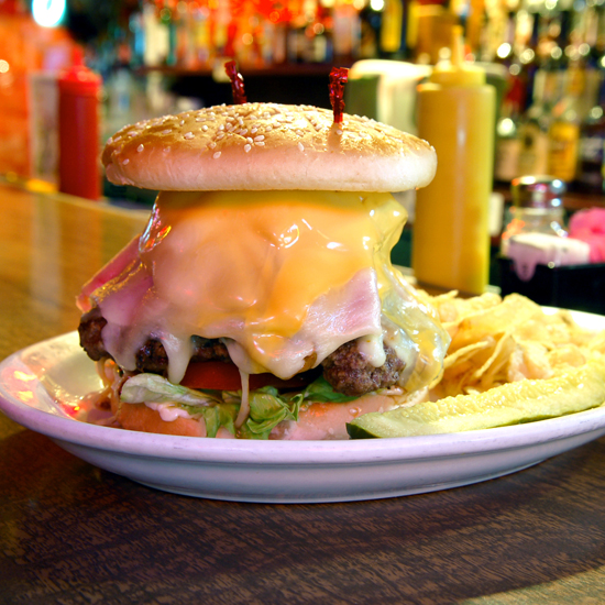 Best Burgers: The Thurman Cafe, Columbus, OH