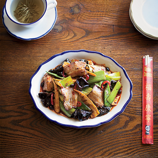 Chicago in 10 Plates: Sichuan-Style Bacon