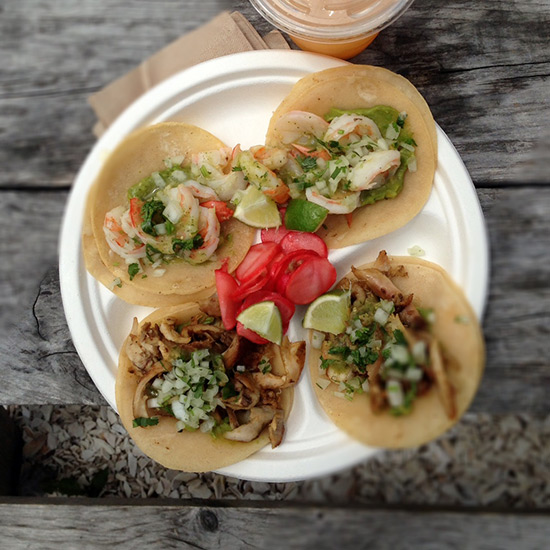 Rhode Island in 10 Plates: Tallulah's Tacos, The Shack @ Dutch Harbor