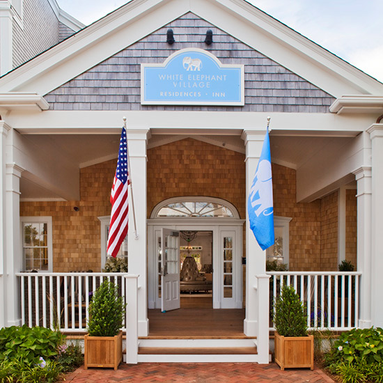The Inn at White Elephant Village; Nantucket, MA