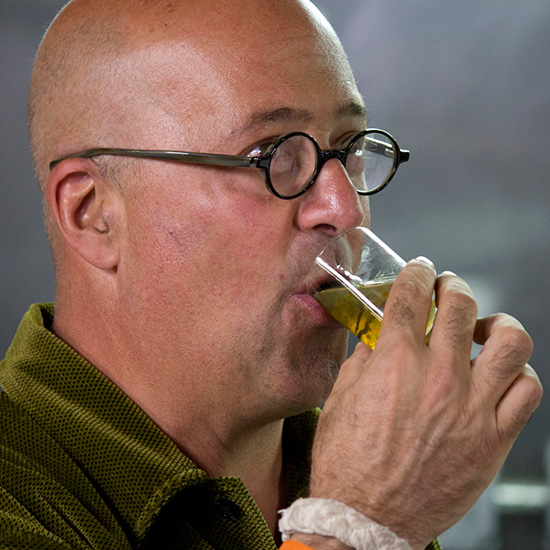 Andrew Zimmern's Food Lab: Seattle