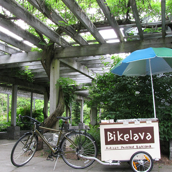 Bike Food Carts: Bikelava