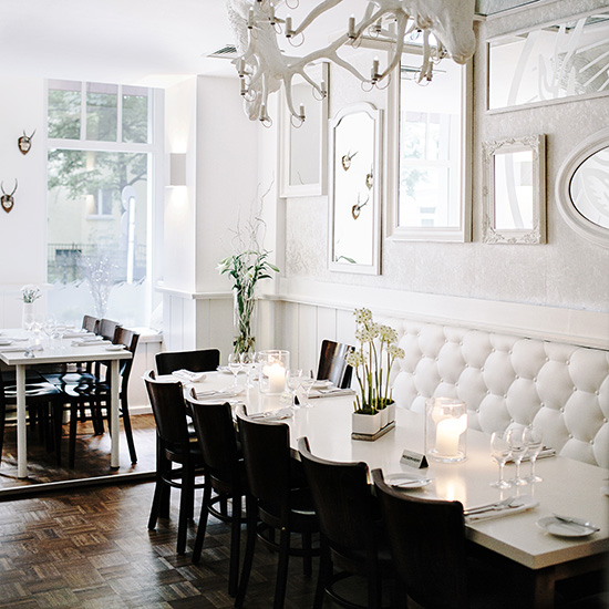 Berlin: Stylish Restaurant