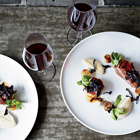 Montreal Pairings: Duck with Rutabaga & Cabernet Franc