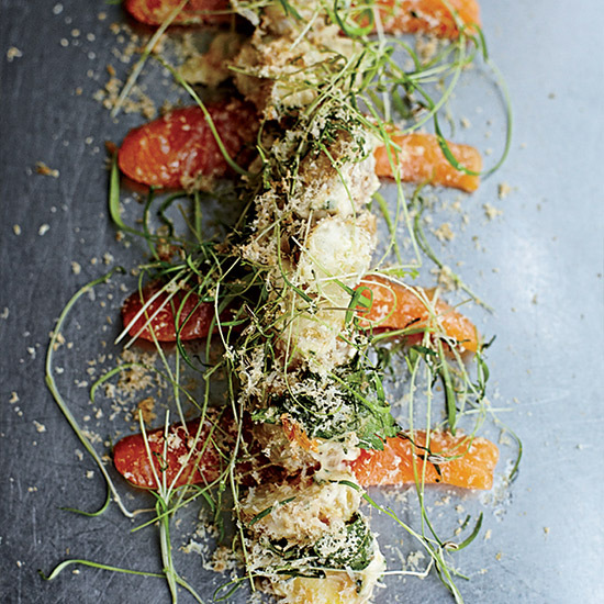 Montreal Pairings: Cured Arctic Char & Canadian Chardonnay