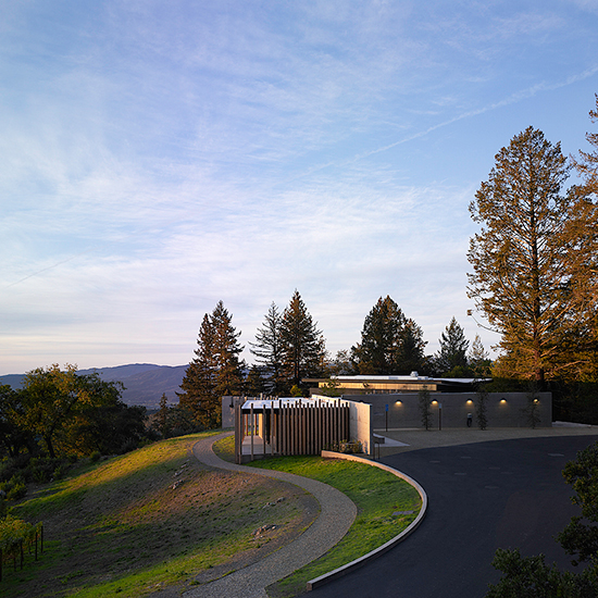 Napa Wineries: Cade Estate