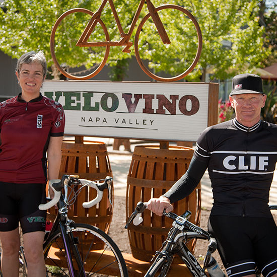 Napa Wineries: Clif Family