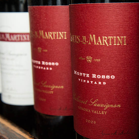 Napa Wineries: Louis M. Martini