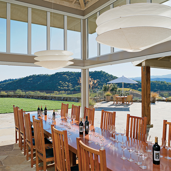 Napa Wineries: Shafer