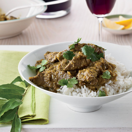 Sautéed Liver with Indian Spices