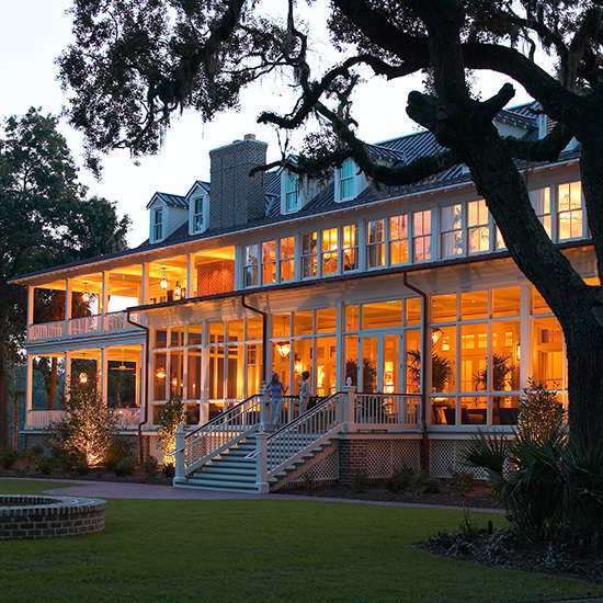 Spa Resorts for Food Lovers: Inn at Palmetto Bluff; Bluffton, SC
